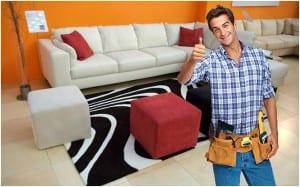 ремонт мебели на дому в СПБ