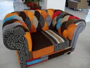 ремонт мягкой мебели на дому в СПБ
