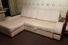 Обивка углового дивана СПб