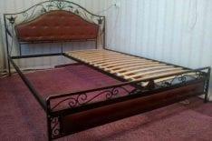 Изготовление кованой кровати