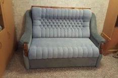 недорогая перетяжка мебели