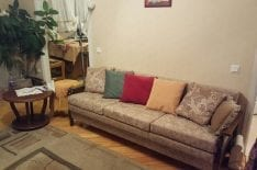 Недорогая обивка дивана фото
