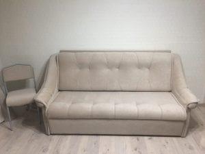 Перетяжка дивана и стула фото