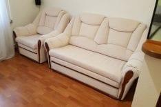 обивка комплекта мягкой мебели фото2