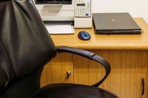 перетяжка компьютерного кресла